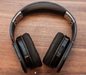 Anti-Noise Headphones