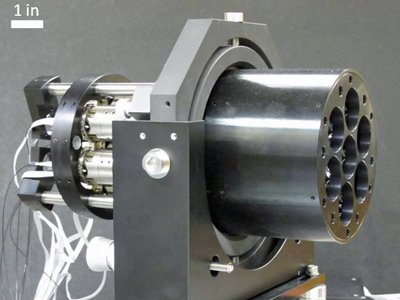 DARPA Laser Gun