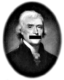 Jefferson Censored