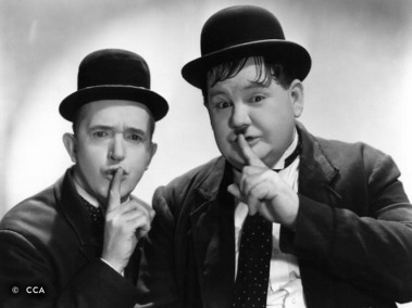 Laurel & Hardy - Shhh