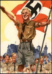 Nazi Boy Scout