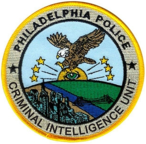 Philadelphia Intel Unit Patch