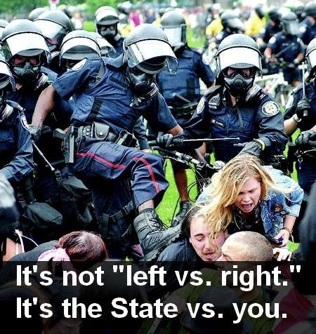 State vs. You