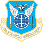 US Air Force OSI Insignia