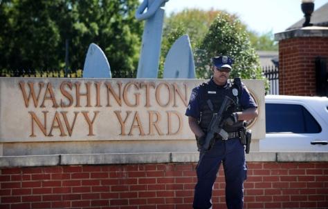 Washington Navy Yard
