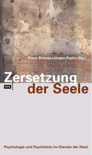 Zersetzung der Seele (Cover)
